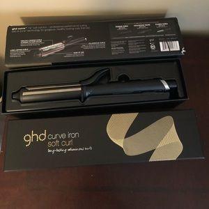 Accessories - Ghd curve iron soft curl